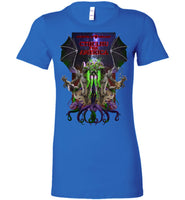 Octopus Apothecary: CTHULHU FOR AMERICA - Bella Ladies Favorite Tee