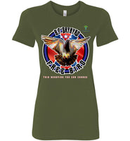 EIFC - BF Skynnyrd - Bella Ladies Favorite Tee
