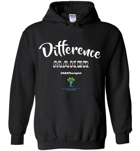 EIFC - Difference Maker - Gildan Heavy Blend Hoodie