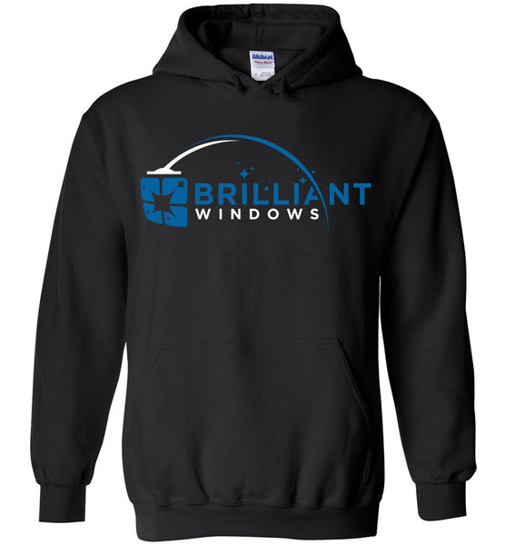 Brilliant Windows - Essential - Gildan Heavy Blend Hoodie