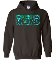 Octopus Apothecary: Keep Cedar Weird ~ Gildan Heavy Blend Hoodie
