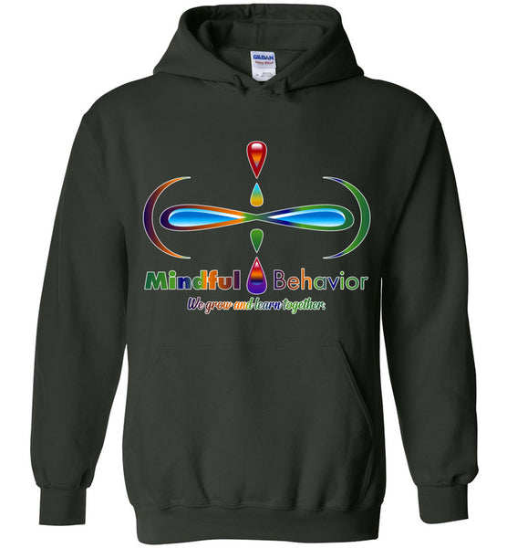 Mindful Behavior - Heavy Blend Hoodie