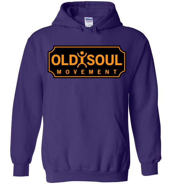 Old Soul Movement: Boiler - Gildan Heavy Blend Hoodie