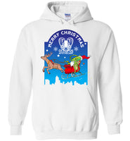 Octopus Apothecary - 2019 Christmas - Gildan Heavy Blend Hoodie