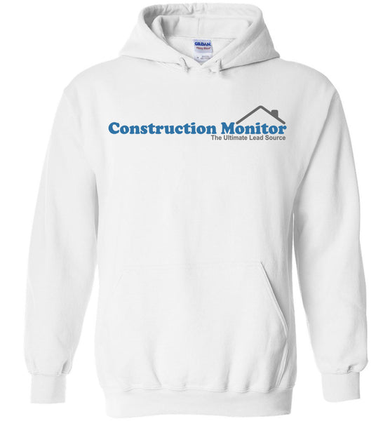 Construction Monitor - Gildan Heavy Blend Hoodie