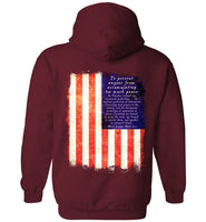 Mike Lee - Separation of Powers - Gildan Heavy Blend Hoodie