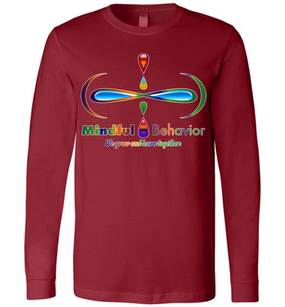 Mindful Behavior - Long Sleeve T-Shirt