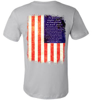 Mike Lee - Separation of Powers - Canvas Unisex T-Shirt - Made in USA
