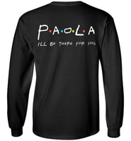 Paola - Long Sleeve T-Shirt