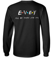 Evey - Long Sleeve T-Shirt