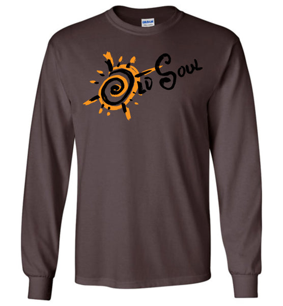 Old Soul Movement: Sunburst - Gildan Long Sleeve T-Shirt