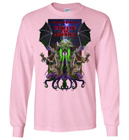 Octopus Apothecary: CTHULHU FOR AMERICA - Gildan Long Sleeve T-Shirt