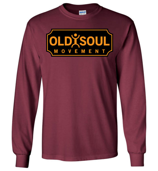 Old Soul Movement: Boiler - Gildan Long Sleeve T-Shirt