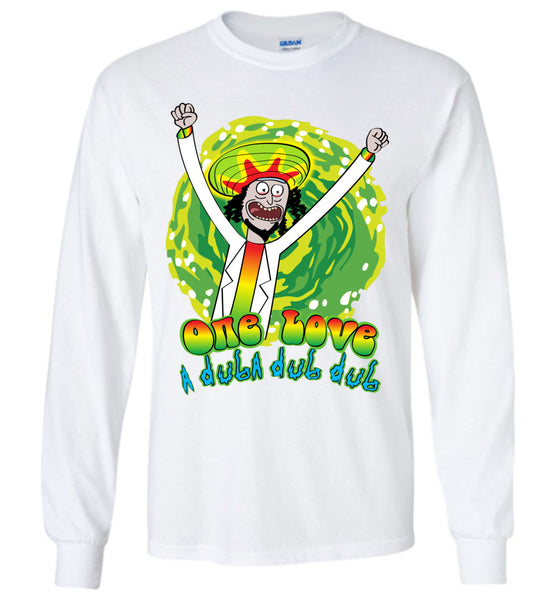One Love A Duba Dub Dub! - Long Sleeve T-Shirt