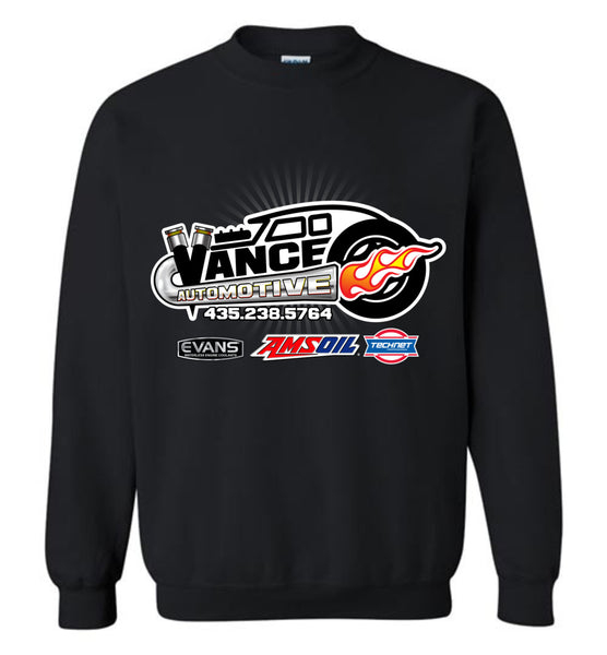 Vance Automotive - Gildan Crewneck Sweatshirt