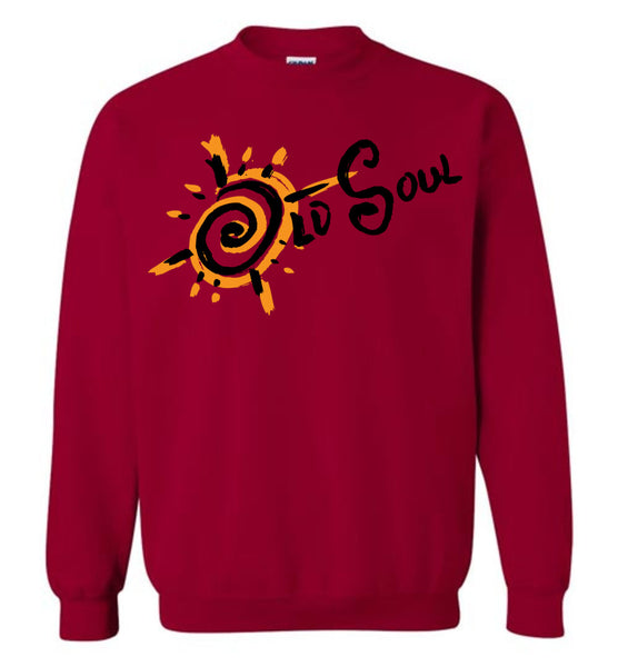 Old Soul Movement: Sunburst - Gildan Crewneck Sweatshirt