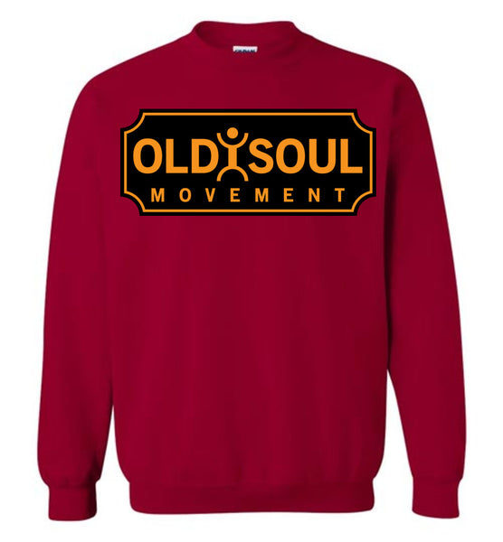 Old Soul Movement: Boiler - Gildan Crewneck Sweatshirt