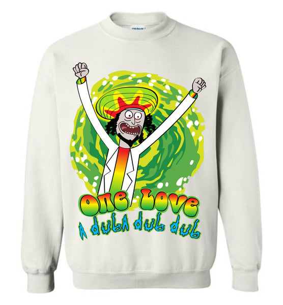 One Love A Duba Dub Dub! - Crewneck Sweatshirt
