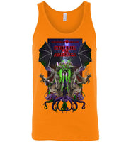 Octopus Apothecary: CTHULHU FOR AMERICA - Canvas Unisex Tank