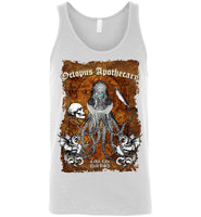 Octopus Apothecary - Old Time Shakespeare - Canvas Unisex Tank