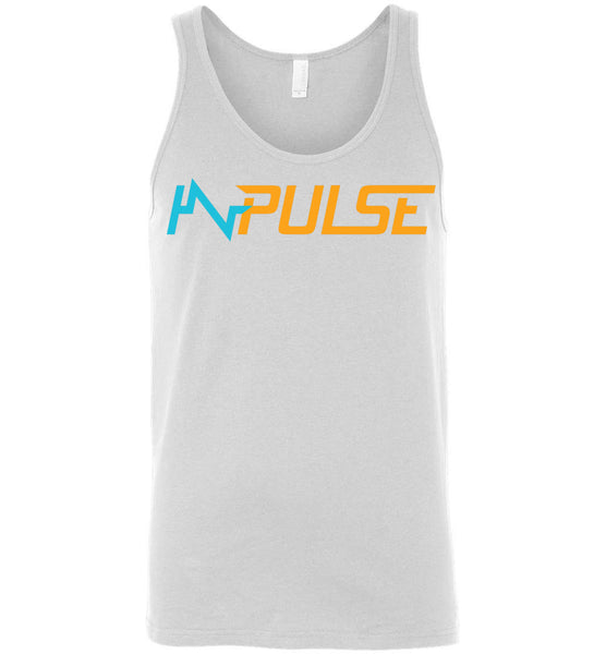 InPulse - Canvas Unisex Tank