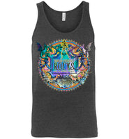 Neurodivergence Rocks - Phantasm - Canvas Unisex Tank
