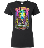 Warlock: Follow Your Dreams - Gildan Ladies Short-Sleeve