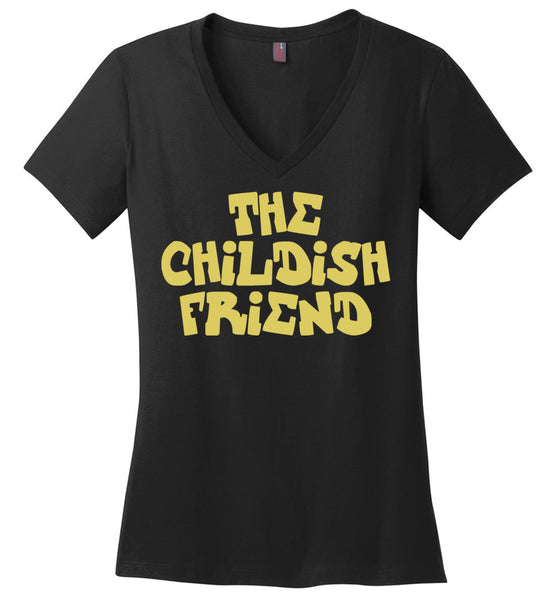 Party Friend: The Childish Friend