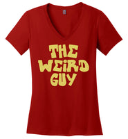 Party Friend: The Weird Guy