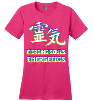 Merging Souls Energetics: District Made Ladies Perfect Weight Tee