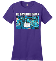 The Data Must Abide - Ladies Perfect Weight Tee