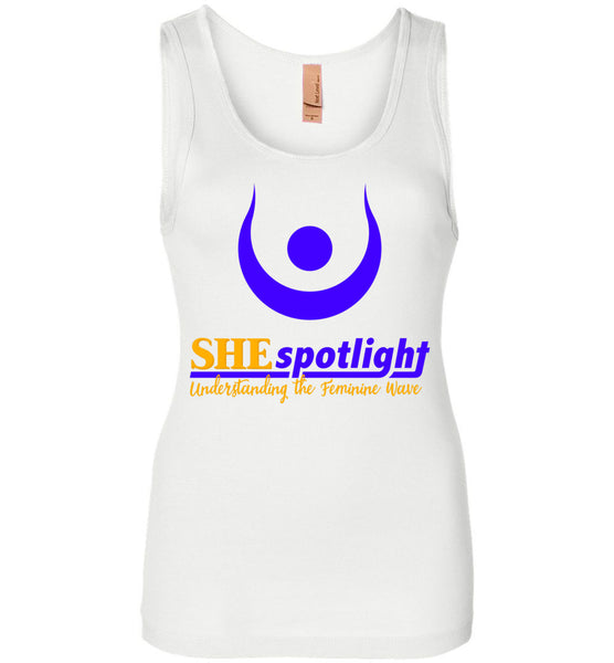 She Spotlight 2: Next Level Womens Jersey Tank