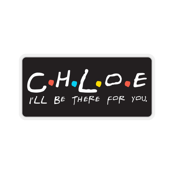 Chloe - Kiss Cut Stickers