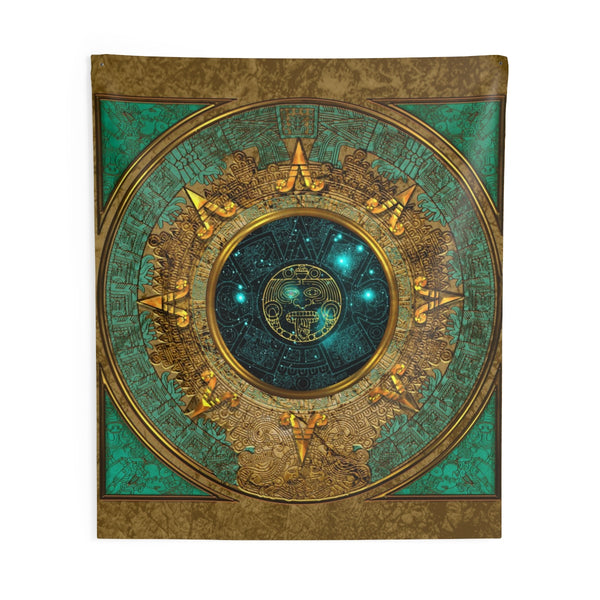 Sigil: Aztec Stargate - Indoor Wall Tapestries