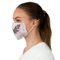 Moth Fabric Face Mask
