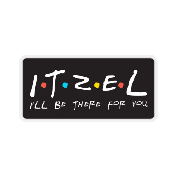 Itzel - Kiss Cut Stickers