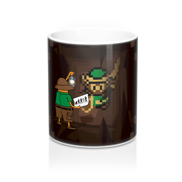 The Missing Link Mug 11oz