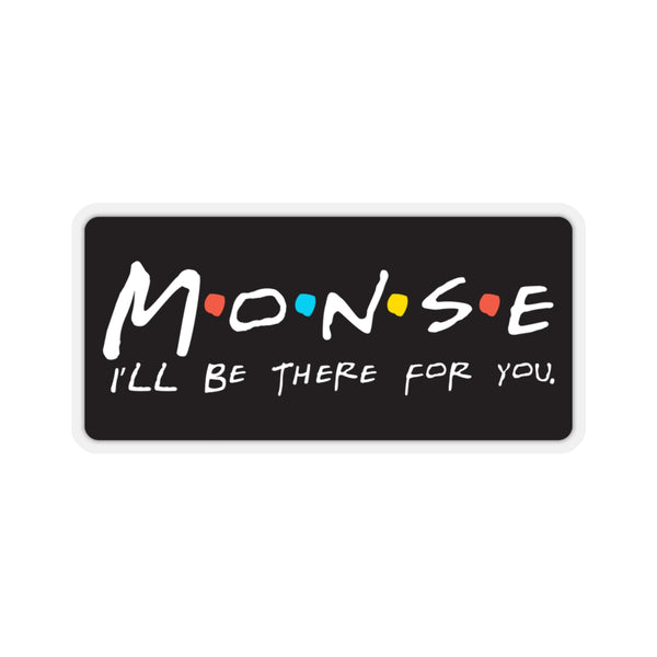 Monse - Kiss Cut Stickers