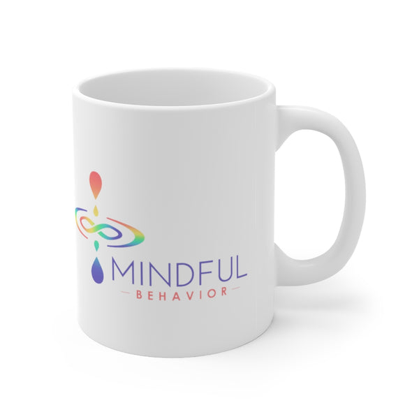 Mindful Behavior Classic White 11oz Mug