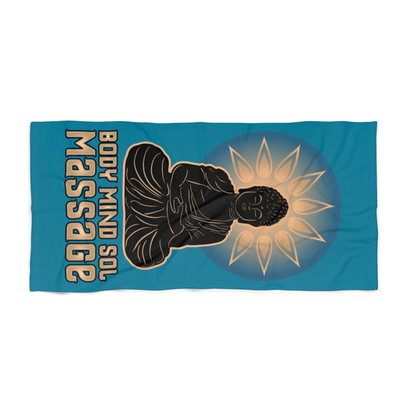 Body Mind Sol - Essential - Beach Towel