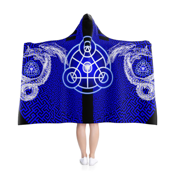 Ascenscion - Hooded Blanket