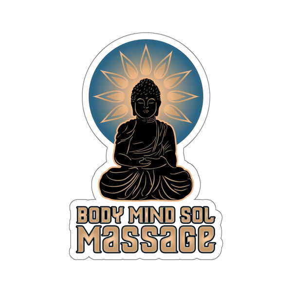 Body Mind Sol - Essential - Kiss-Cut Stickers