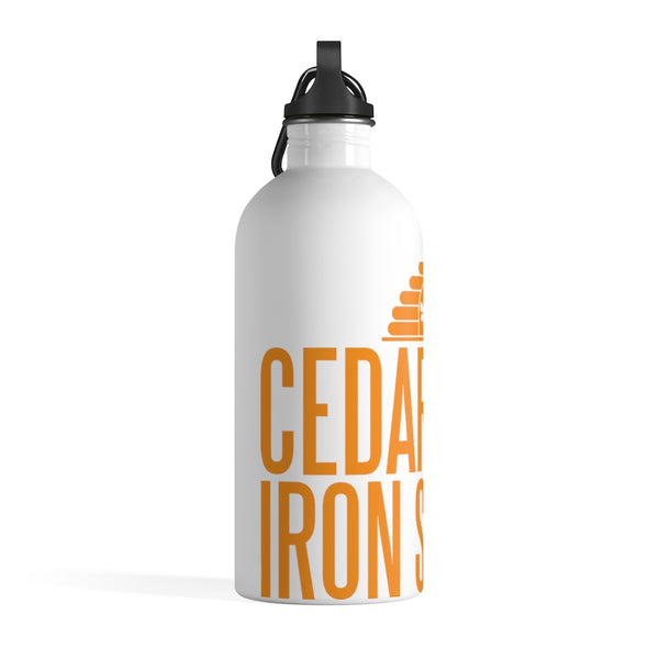Cedar Wise Iron Strong - Stainless Steel Water Bottle
