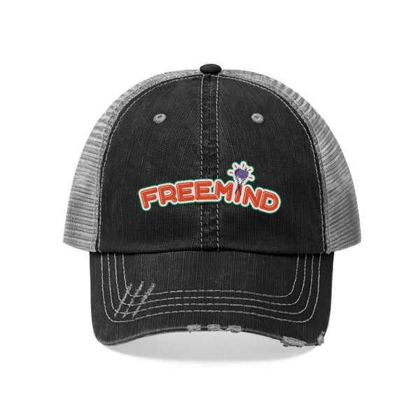 FreeMind - Unisex Trucker Hat