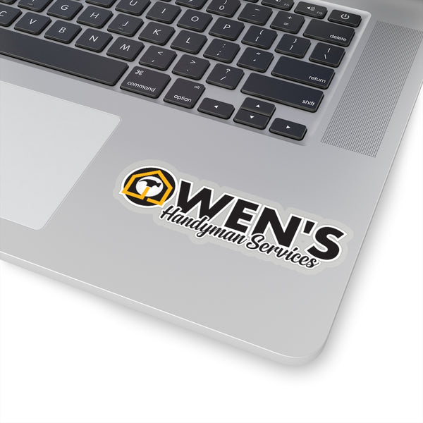 Owen's - Kiss-Cut Stickers