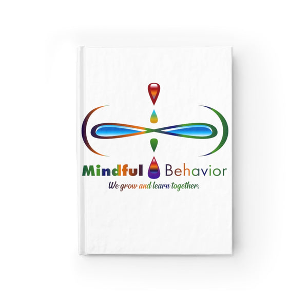 Mindful Behavior Journal - Blank Pages