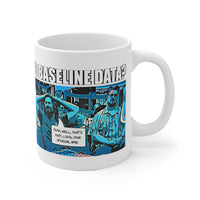 The Data Must Abide White Ceramic Mug