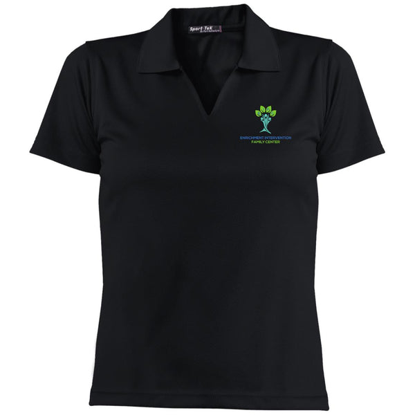 EIFC - Ladies' Dri-Mesh Short Sleeve Polo