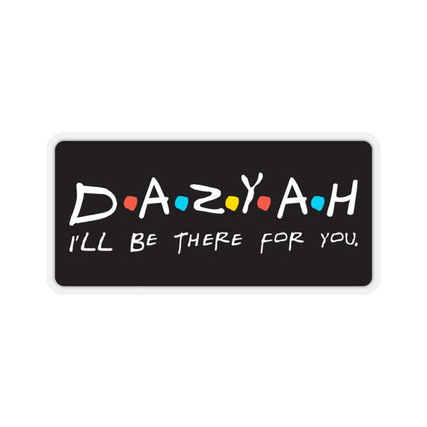 Dazyah - Kiss Cut Stickers
