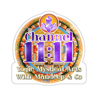 Channel 11:11 - Essential - Kiss-Cut Stickers